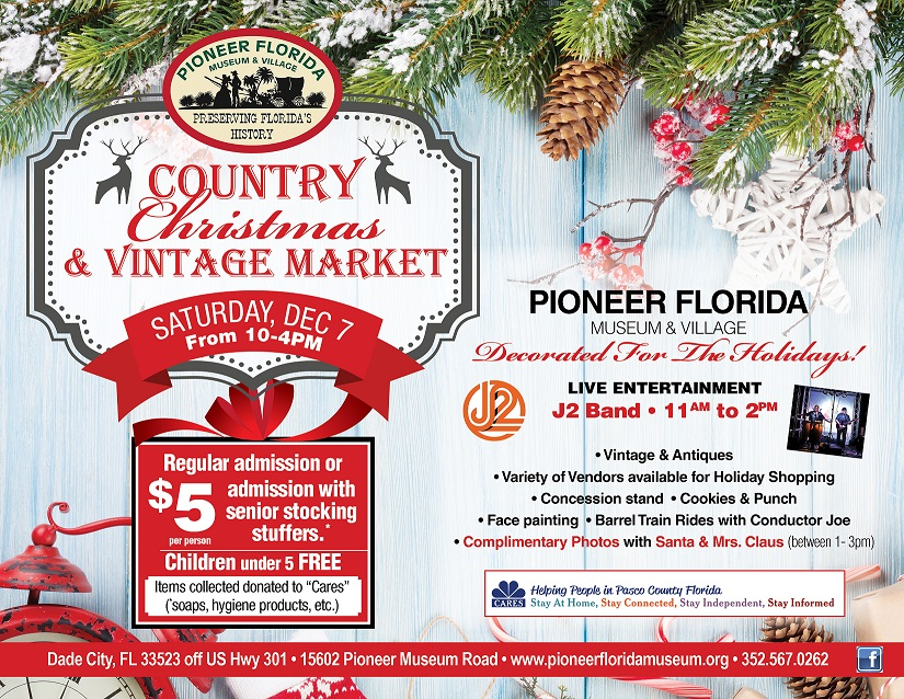 Country Christmas Vintage Market 2019 J2