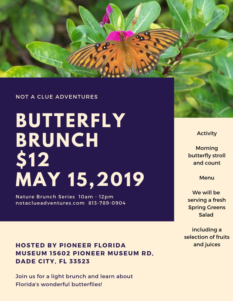 butterfly brunch may 2019